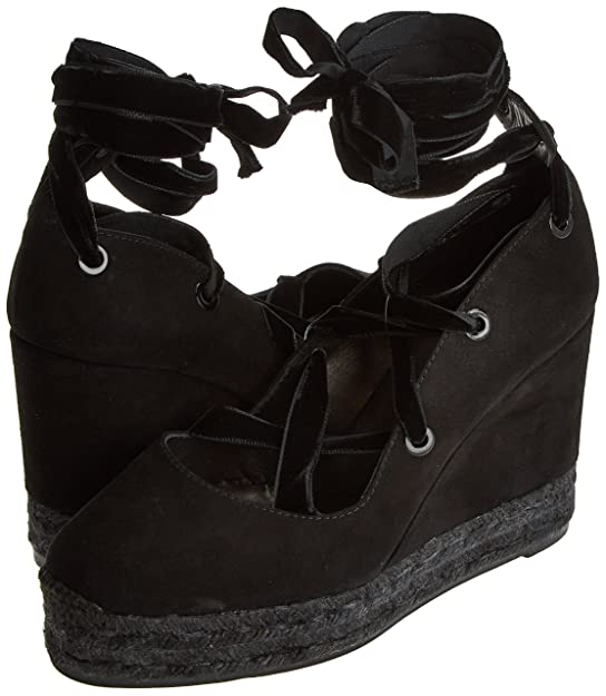 Castañer Femme Chaco Amazon Black Noir 0 EU 100 Espadrilles 39 rr4qUwv