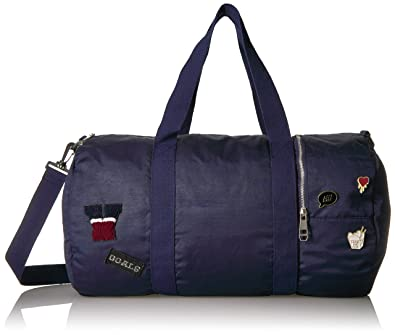 a95871fd29ba Amazon.com  Madden Girl Women s Pledge Duffle Bag