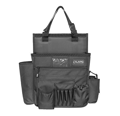 Truck Seat Organizer >> Amazon Com La Police Gear Adjustable Pvc Coated 600d Polyester