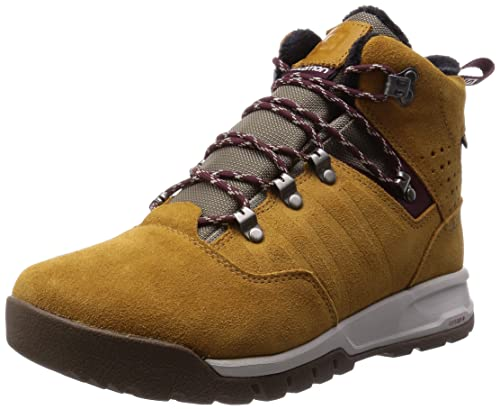 4dca7bdf4c40 Salomon Men s L37638500 High Rise Hiking Boots Brown  Amazon.co.uk ...