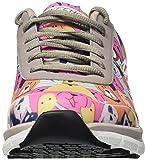 Skechers Women's Comfort Flex Sr Hc Pro Health Care Professional Shoe,gray/multi,5 Wide US
