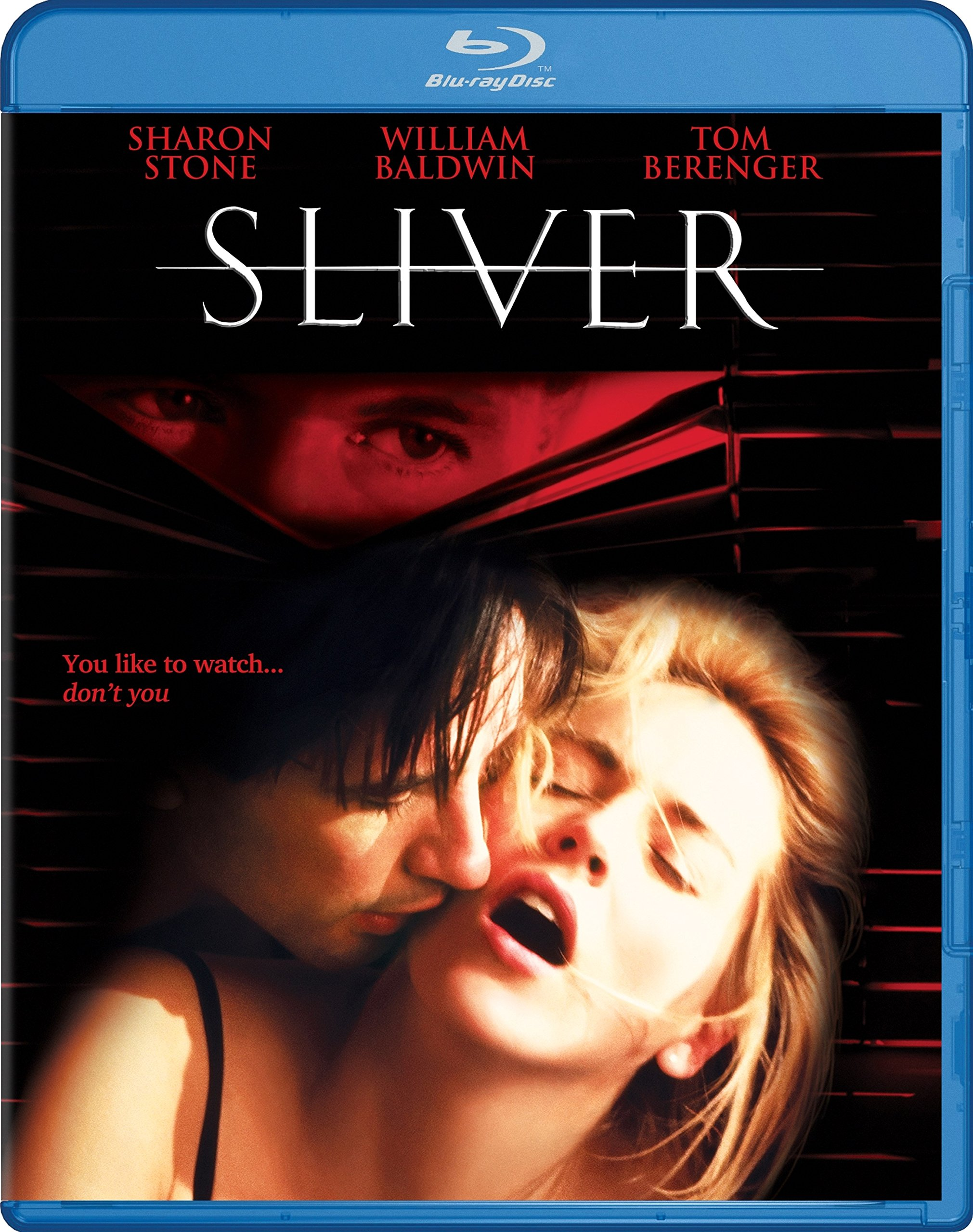 Blu-ray : Sliver (Digital Theater System, Dolby, Dubbed, , Widescreen)