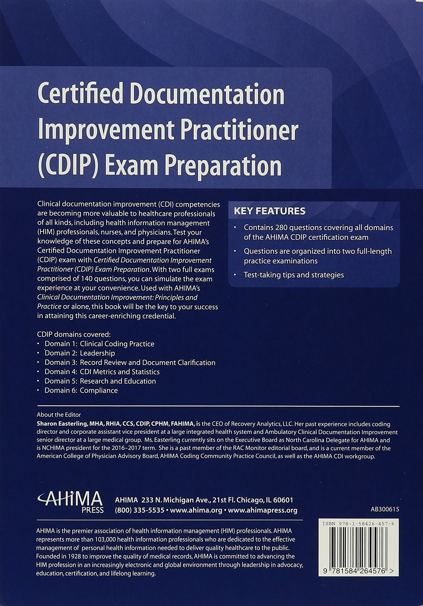 Buy certified documentation improvement practitioner cdip exam buy certified documentation improvement practitioner cdip exam preparation book online at low prices in india certified documentation improvement xflitez Gallery