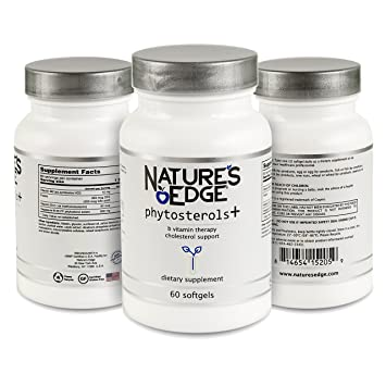 Amazon Com Natural Phytosterol Plus B Dietary Supplement By