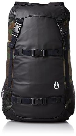 NIXON backpack LANDLOCK II NC1953 047 (BLACK   CAMO) 89b03d9a58aa