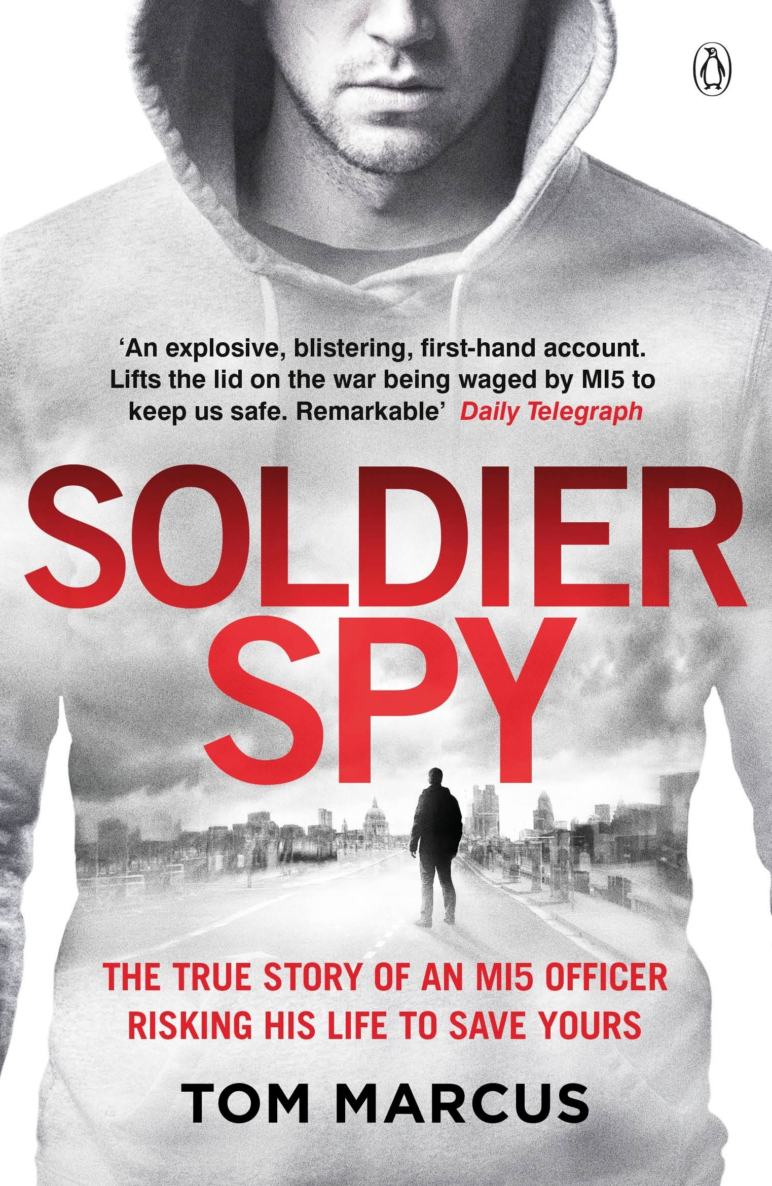 Soldier Spy Cover