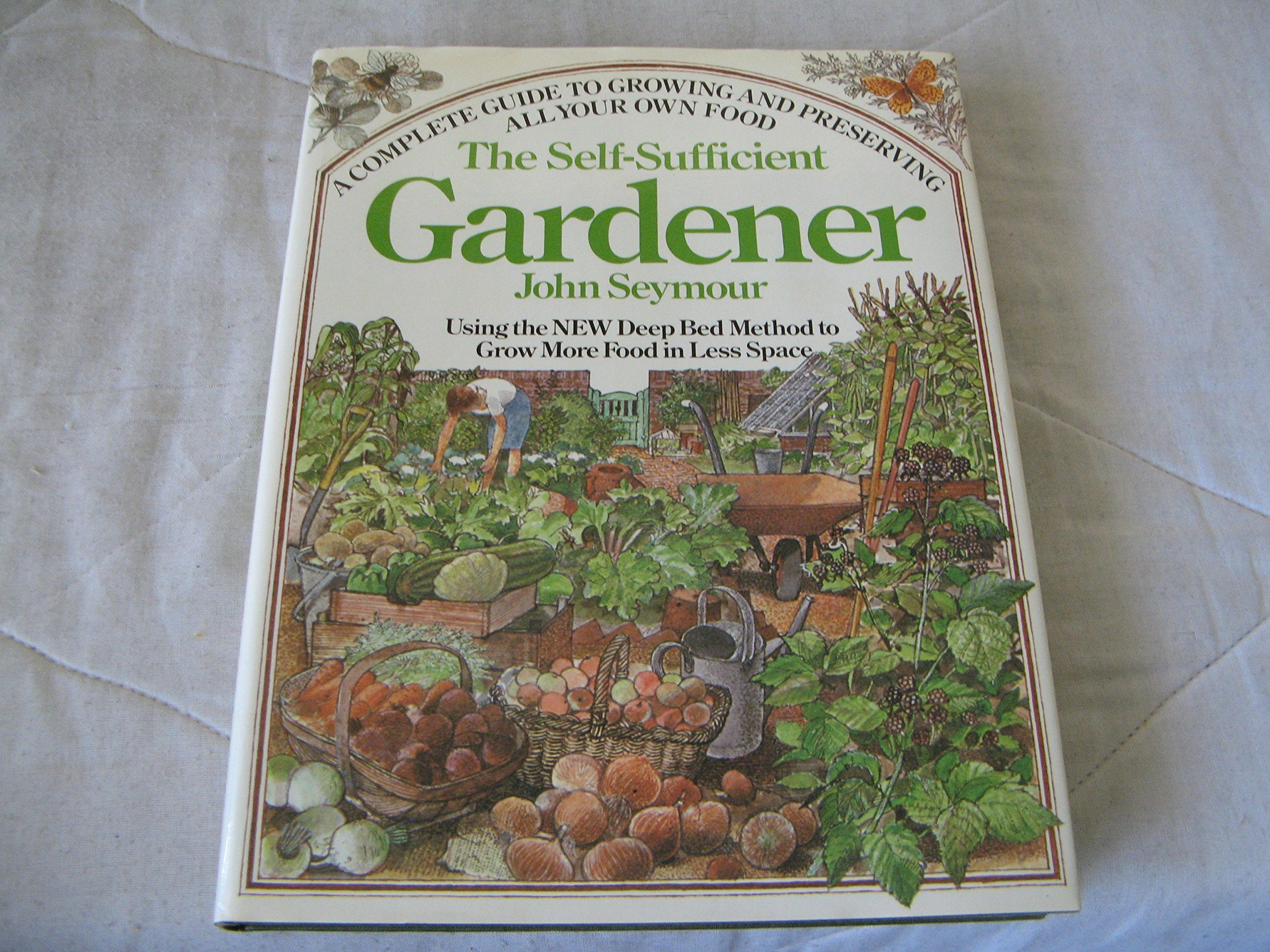 Self-sufficient gardener pdf the new