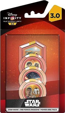 Disney Infinity 3.0 - Star Wars Power Disc Force Awakens (Pack De ...