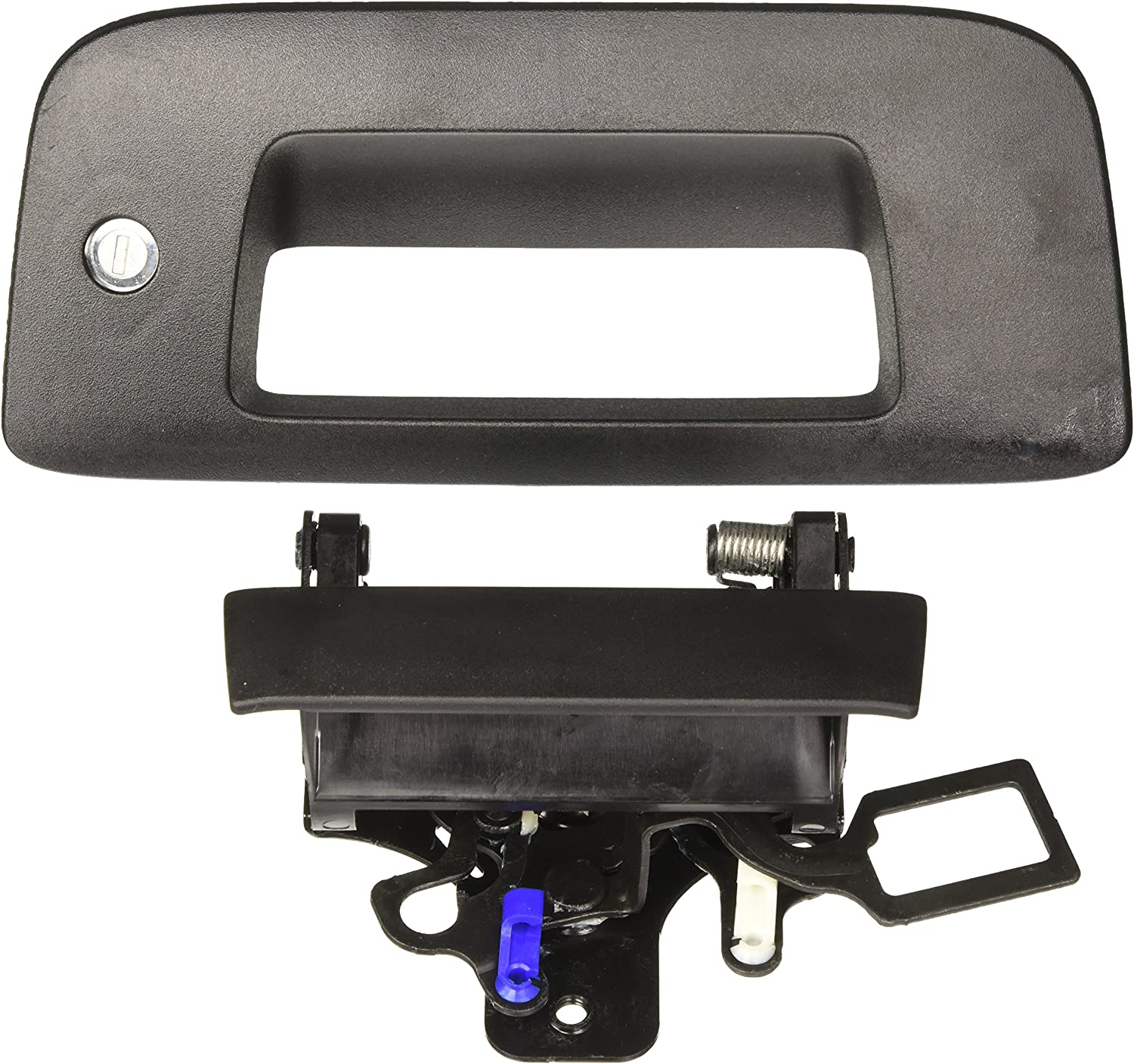 NEW GM TAILGATE HANDLE BEZEL WITH REAR CAMERA /& TG LOCK OPTIONS GM# 22755304