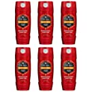 Old Spice Red Collection Body Wash, Desperado, 16 Fluid Ounce (Pack of 6)