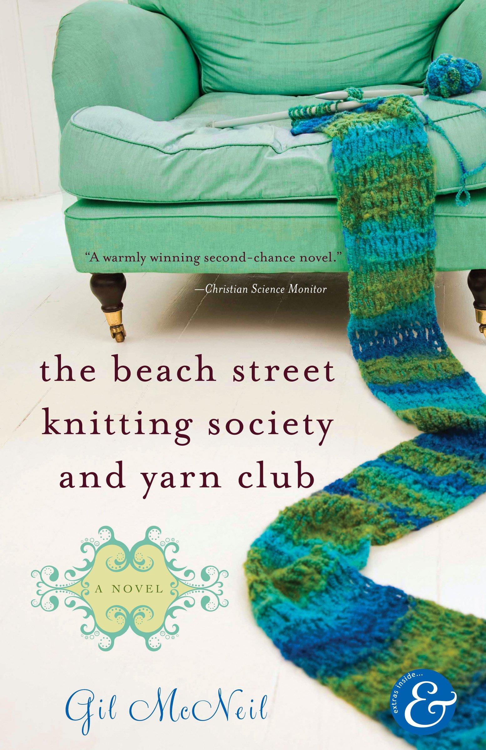 Download The Beach Street Knitting Society and Yarn Club pdf epub