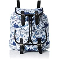 Bioworld Merchandising mixte adulte Sac A Dos Knapsack Harry Potter - Movie Logo Sac a dos Bleu (Blanc Et Bleu)