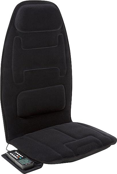 Amazon.com: Cojín de asiento de masaje de motor Comfort ...
