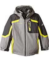 Free Country Little Boys' Systems Coat with Puffer Jacket