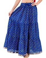 Decot Paradise Women's Cotton Regular Skirt
