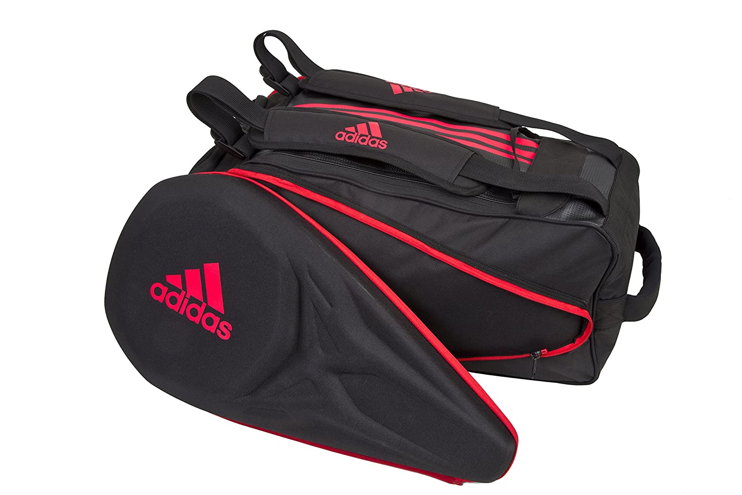 adidas Padel - Racket Bag Adipower Ctrl, Color Rojo,Negro ...