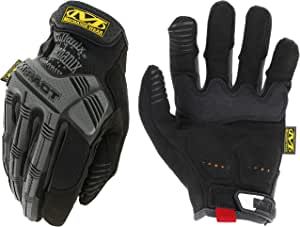 Mechanix Wear - M-Pact Gloves (XXX-Large, Black/Grey)