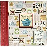 CR Gibson Family Recipe Memory Book, Home Cooking Design