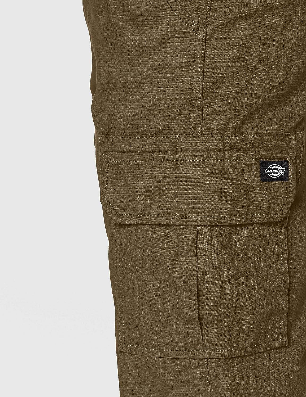Dickies Edwardsport broek voor heren Groen (Donker Olijf)