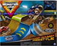 Monster Jam Official Champ Ramp Freestyle Playset Featuring Exclusive Son-uva Digger Monster Truck