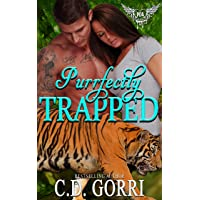 Purrfectly Trapped: Paranormal Dating Agency (A Maverick Pride Tale Book 3)