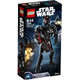 Lego Star Wars 75526 Pilota Elite TIE Fighter