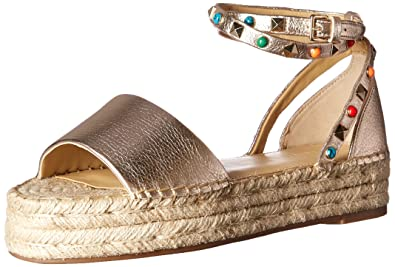 79f9ad30d21 Amazon.com  Marc Fisher Women s VAJEN Espadrille Wedge Sandal