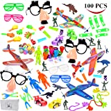 Joyin Toy Over 100 Pc Party Favor Toy Assortment for Kids Party Favor, Birthday Party, School Classroom Rewards, Carnival Prizes, Pinata, Easter Egg Stuffers