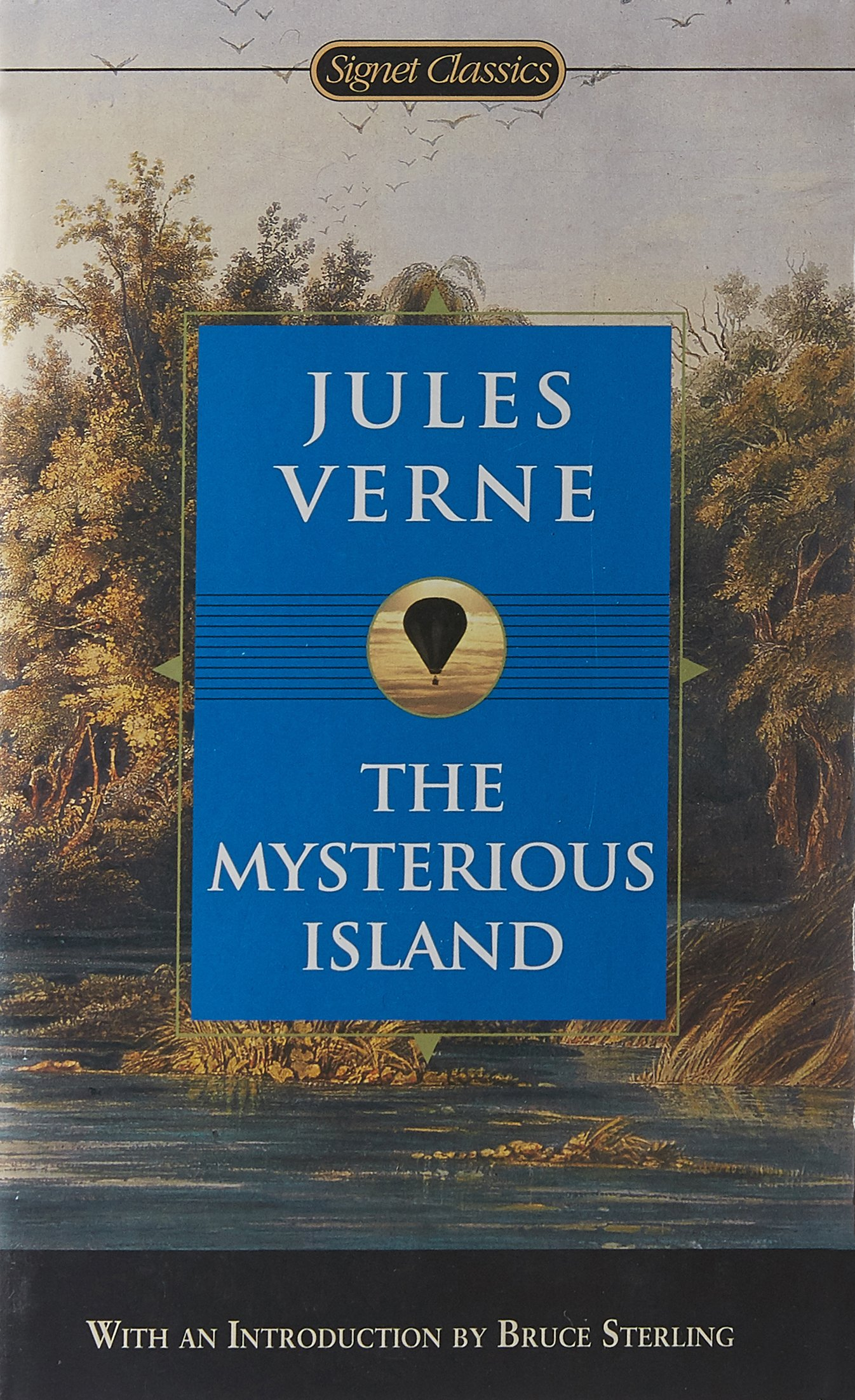 Amazon The Mysterious Island Jules Verne