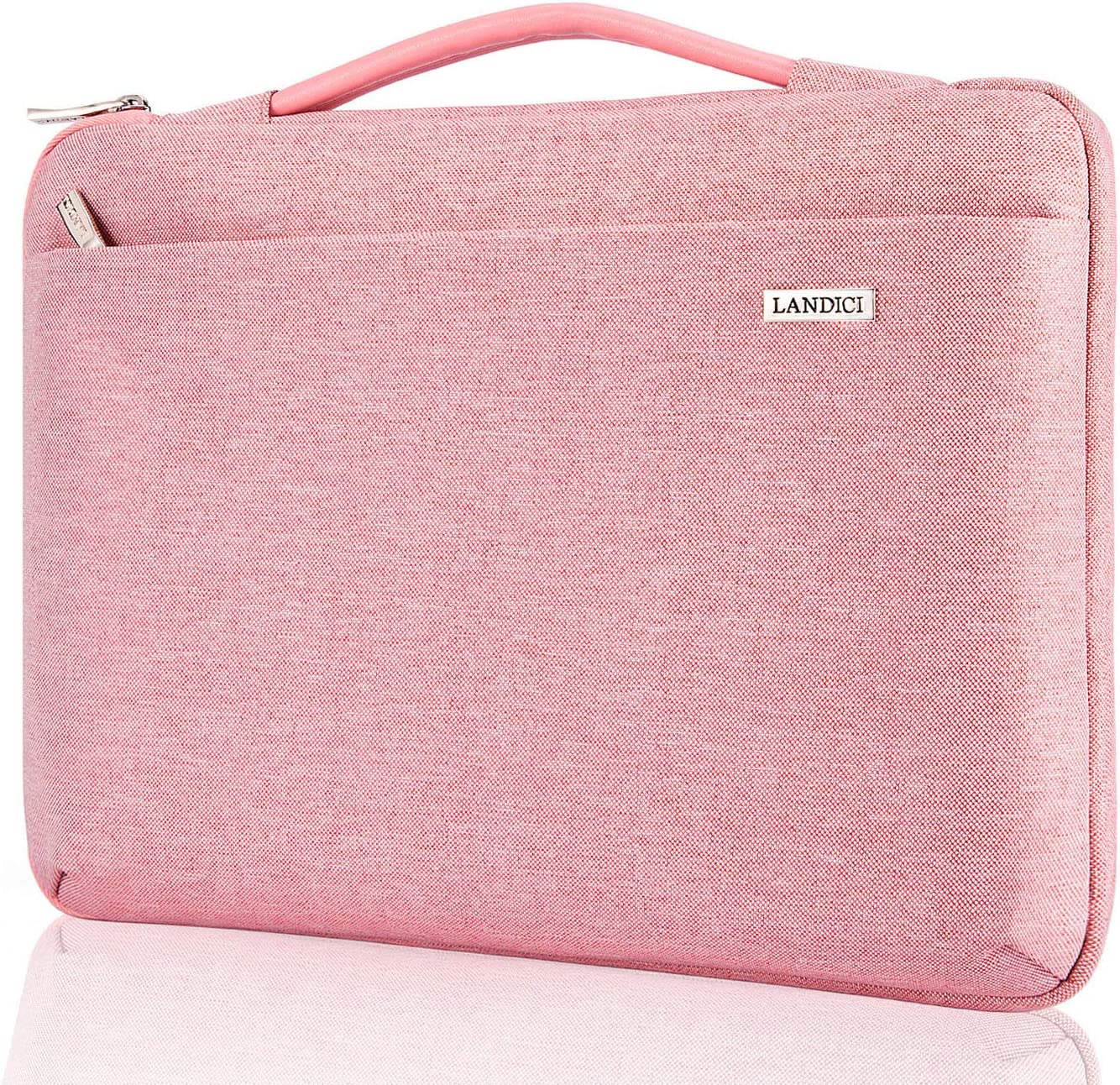 Landici Laptop Case Sleeve 11 11.6 Inch,360 Protective Waterproof Tablet Bag Cover Compatible with Lenovo Dell Acer HP Samsung Chromebook 3/4,Surface Pro 7 6/Go 2,MacBook Air,12