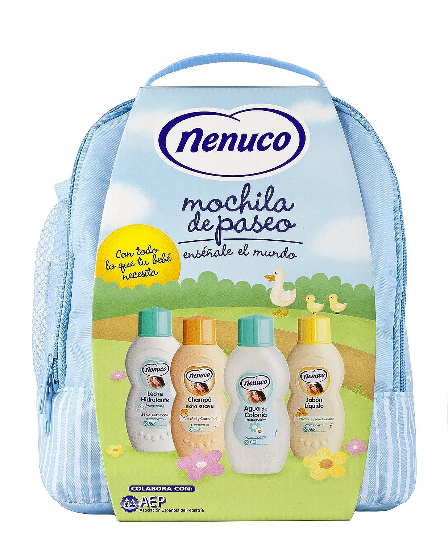 Nenuco Mochila Bleu Coffret Cadeau 8095483