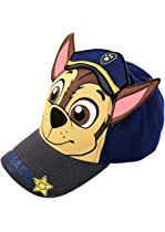 Nickelodeon Toddler Boys  Paw Patrol Character Cotton Baseball Cap 260fffd801a3