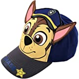 Nickelodeon boys Nickelodeon Paw Patrol Baseball Hat, Cold Weather Hats and Mitten Set