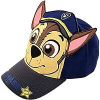 Nickelodeon boys Nickelodeon Paw Patrol Baseball Hat, Cold Weather Hats and Mitten Set Baseball Cap - multi - Age 2-4