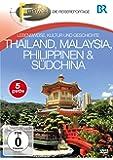 Thailand, Malaysia, Philippinen & Südchina [5 DVDs]