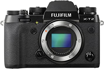 Fujifilm X T2 Mirrorless Digital Camera Body Only