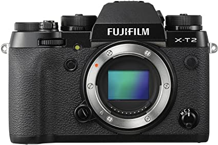Fujifilm X-T2 Mirrorless Digital Camera Body Digital Cameras at amazon