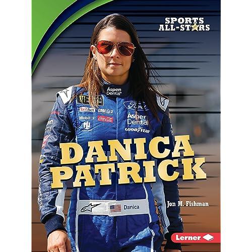 One Size NASCAR Stewart Haas Racing Danica Patrick Biggest Fan Redux Pom Knit Beanie Black