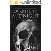 Quarter to Midnight: Fifteen Tales of Horror and Suspense book cover
