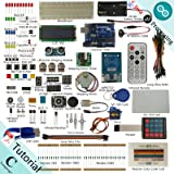 Freenove RFID Starter Kit V2.0 for Arduino   Beginner Learning   UNO R3 MEGA NANO MICRO   Processing Oscilloscope Voltmeter   49 Projects, 251 Pages Detailed Tutorials, 190+ Components
