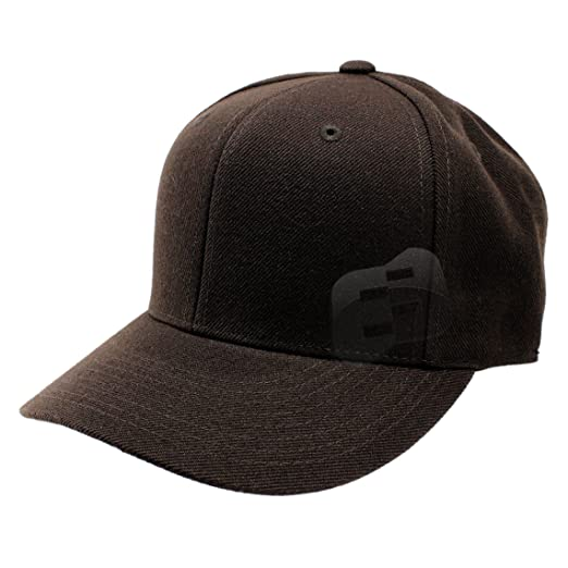 Enimay Baseball Hats Caps Curved Bill Solid Color No Logo Brown 7 1 ... 03dcaacad87