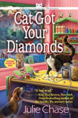 Cat Got Your Diamonds: A Kitty Couture Mystery Paperback