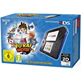 Nintendo 2DS - Konsole (blau) inkl. YO-KAI WATCH (vorinstalliert)