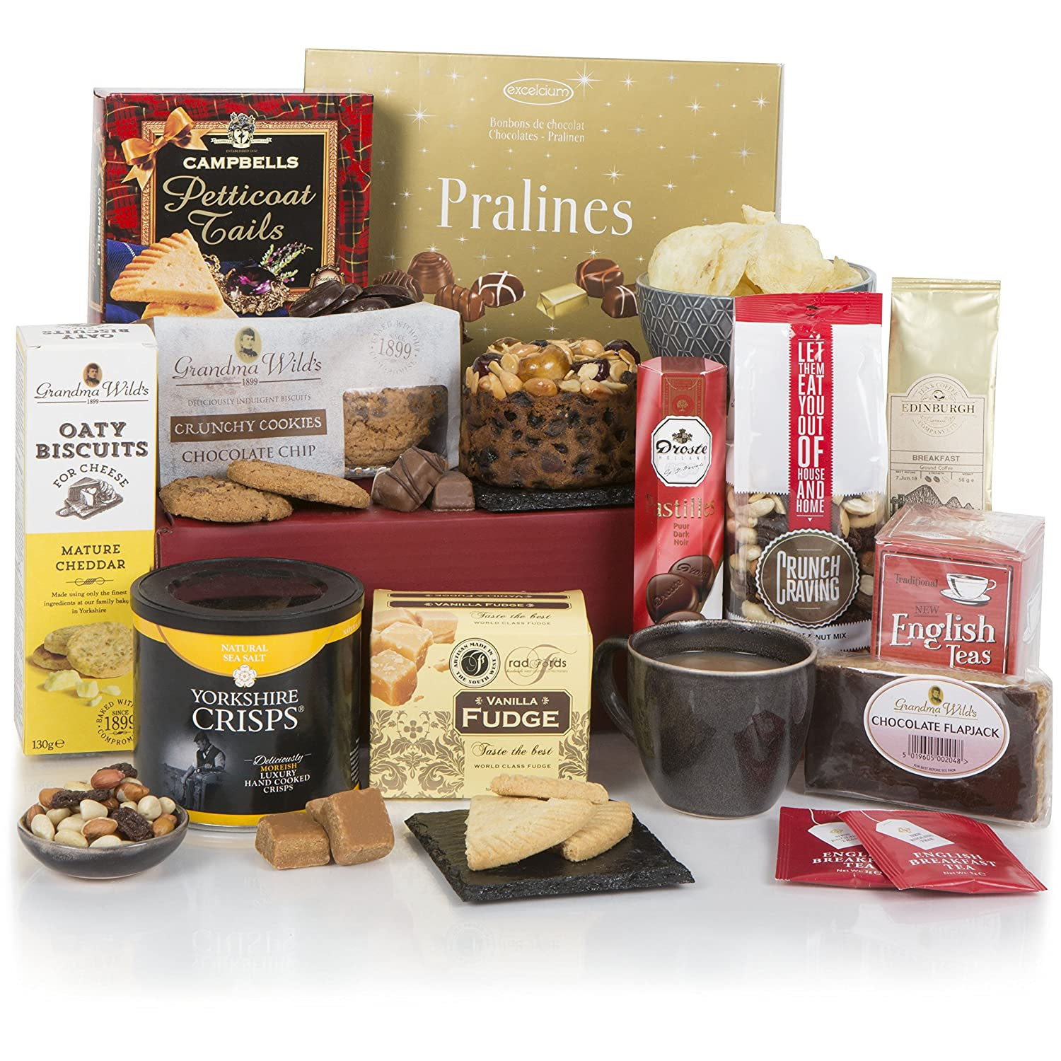 Hampers and gourmet gifts amazon bearing gifts negle Images