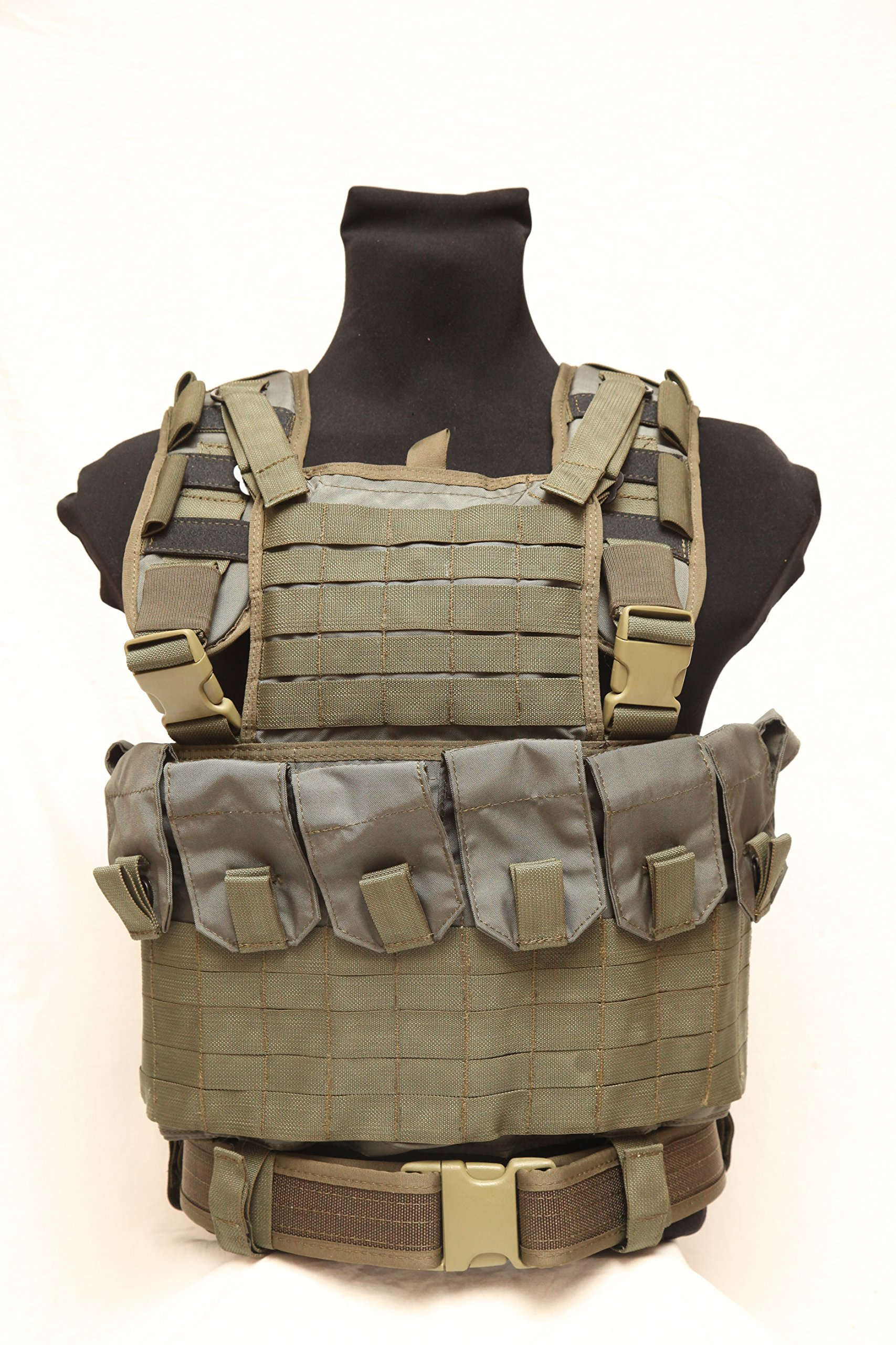 Tactical assault vest Parol Russian army spetsnaz SPOSN SSO Molle by SSO/SPOSN