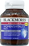 Blackmores Womens Vitality Multi, 50ct
