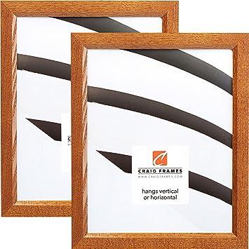 Amazoncom Craig Frames 8261610 20 X 27 Inch Picture Frame Honey