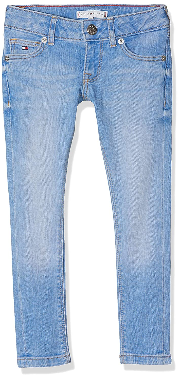 Tommy Hilfiger Baby-M/ädchen Jeans Nora Rr Skinny Avlbst