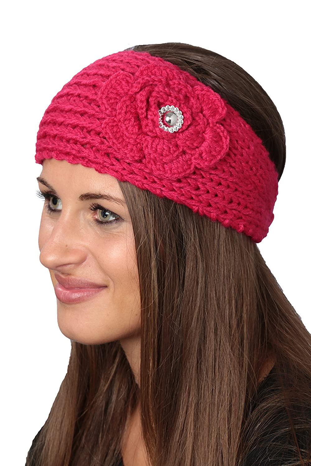 """CUTE GIFT"" Women's Warm Fashion Headbands/ Ear warmer/ 4 Styles/ 2 Pack"