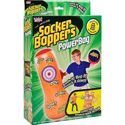 Wicked Vision WKSB - Saco de Boxeo Hinchable, Color Naranja: Wicked Vision: Juguetes y juegos